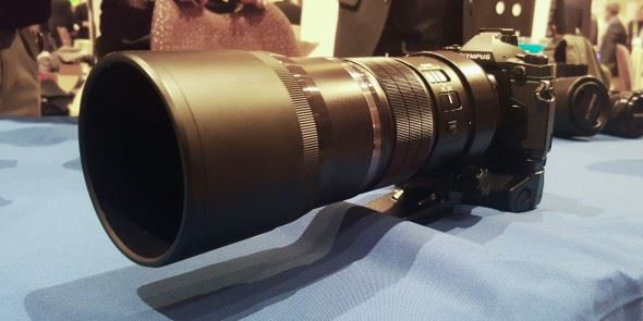 CES 2016: New Olympus M.Zuiko 300mm f/4 is sharpest in the lineup