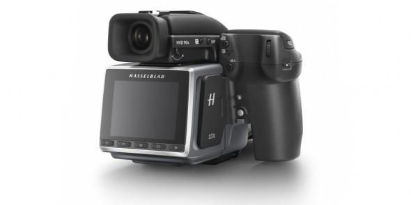 New Hasselblad H6D camera has 100-megapixels and 4K video