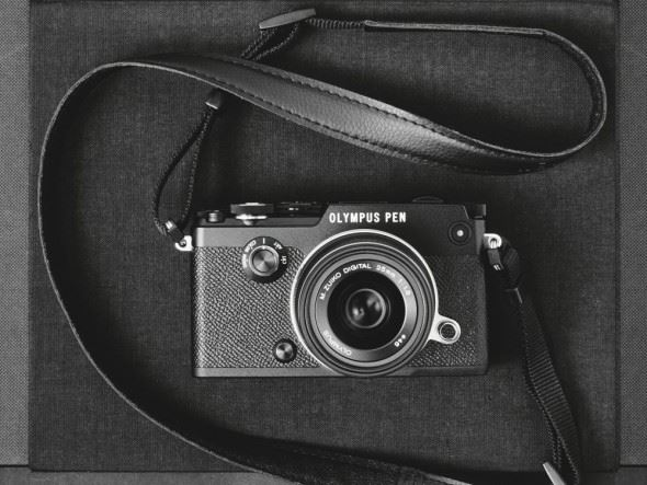 The 6 Things You Need to Know about the Olympus PEN-F   Wex