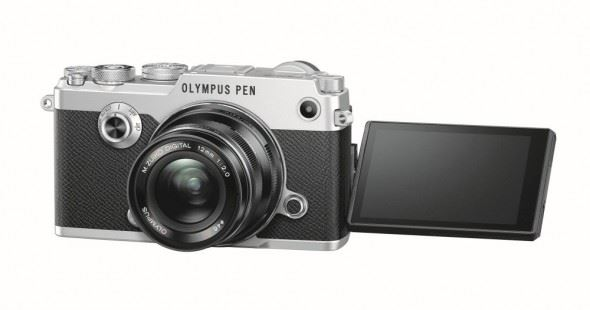 The 6 Things You Need to Know about the Olympus PEN-F