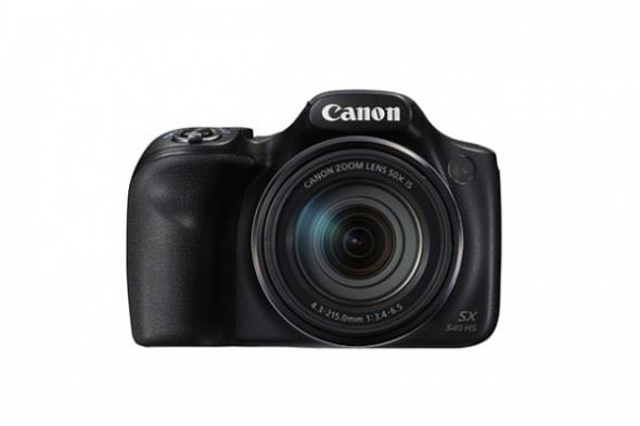 CES 2016: Canon introduces PowerShot SX540 superzoom