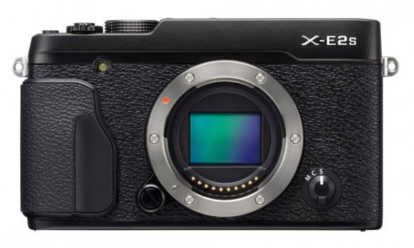 Fujifilm announces X-E2S and X70