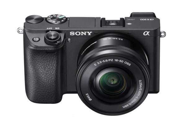 "Sony A6300 and flagship ""G Master"" lenses announced"