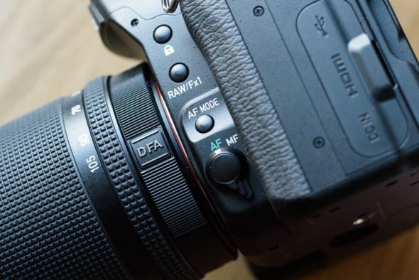 Pentax K-1 Hands-on Review
