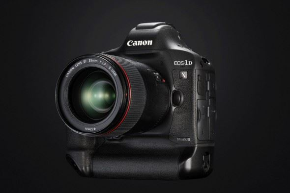 The Canon EOS-1D X Mark II is here