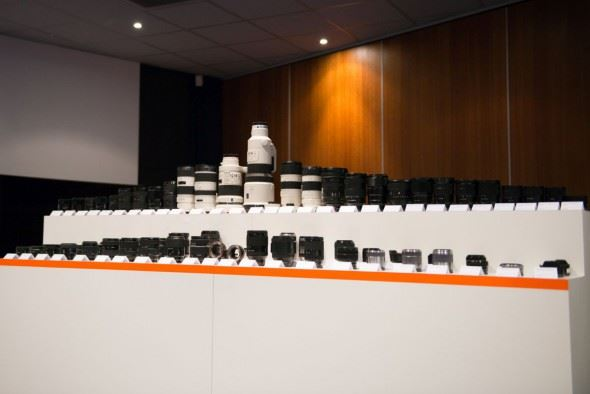Looking closer at the Sony A6300 and the G Master lenses