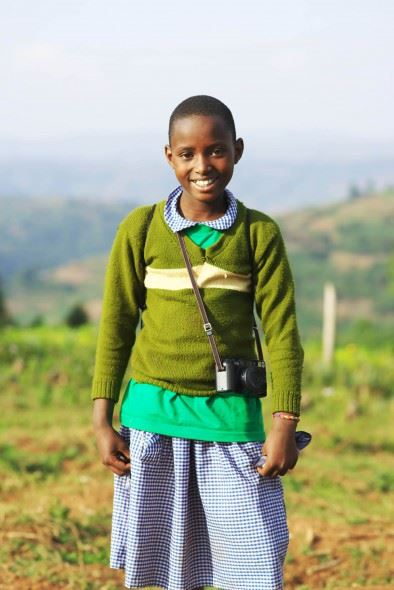 Give a Child a Camera – Providing Photography to Rural Africa