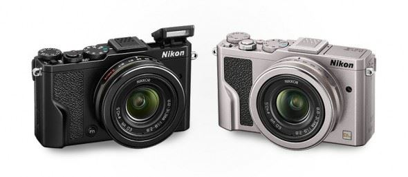 "Nikon launches seven new compacts, including premium ""DL"" range"