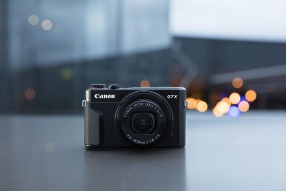 Canon reveals PowerShot G7 X Mark II and SX720 HS