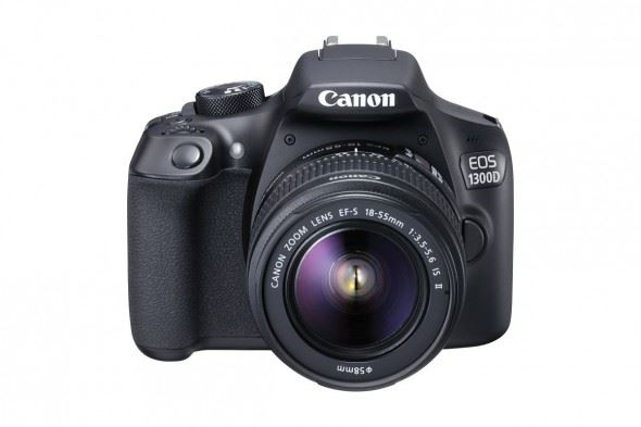 Canon EOS 1300D announced