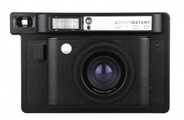 Lomography Lomo'Instant Wide Review