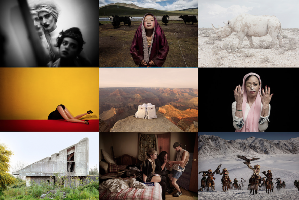 Sony World Photography Awards Exhibition at Somerset House
