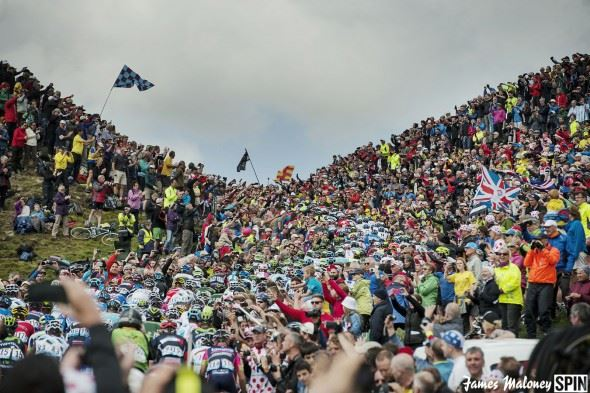 How to Photograph Pro Cycling
