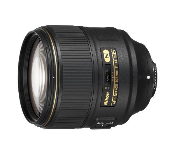Nikon launches AF-S NIKKOR 105mm f/1.4E ED