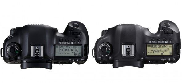 Canon EOS 5D Mark IV vs 5D Mark III: What are the differences?