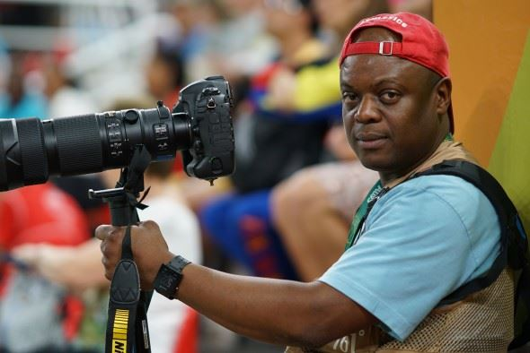 Interview with a New York Times Sports Photographer