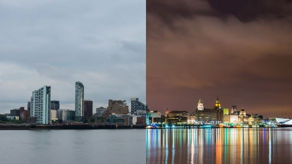 How to Create A Day To Night Time-lapse Video