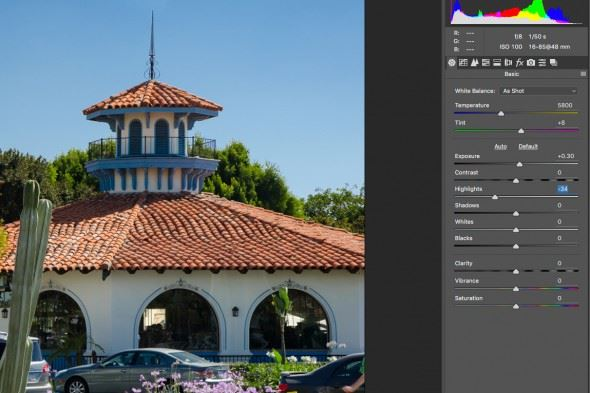 Five-Minute Photoshop Fix – Saturating Skies