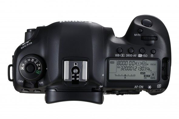The Canon EOS 5D Mark IV is here
