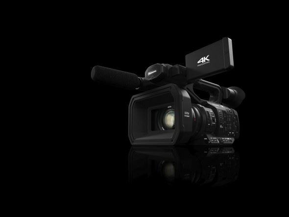 Built for pro-standard 4K video production, the Panasonic HC-X1 comes packing a host of high-end features