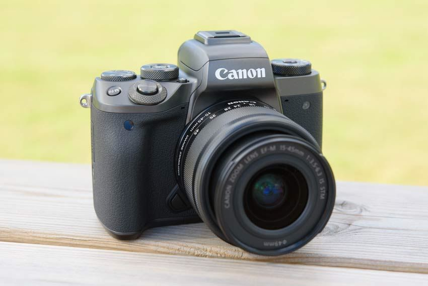 Canon EOS M5 Hands-on preview