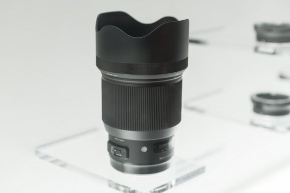 New Sigma lenses announced at Photokina