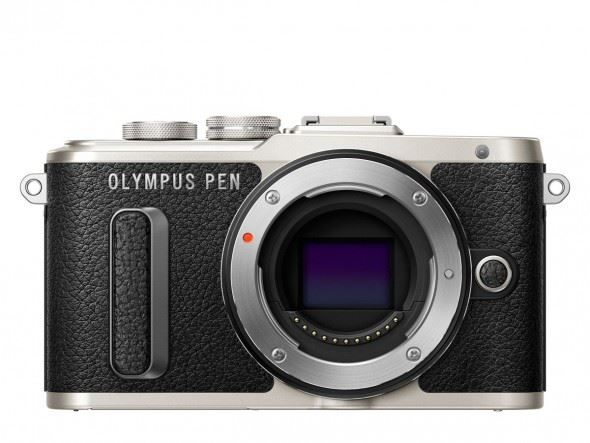 Olympus announces Pen E-PL8 and three new lenses