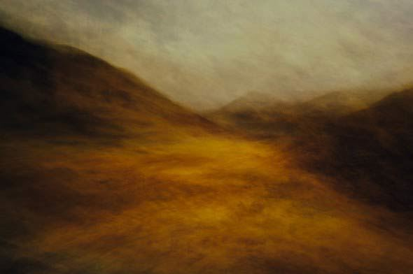Creating Abstract Landscapes with ICM Photography