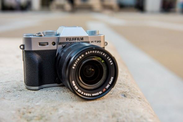 Fujifilm announces X-T20, X100F and GFX 50S