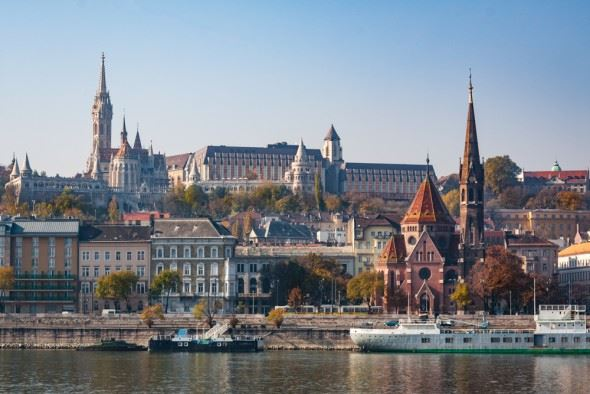 Three European City Breaks for Autumn and Winter