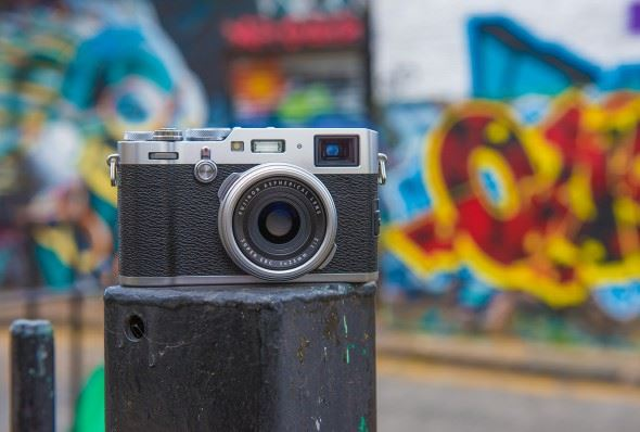 Fujifilm X100F Hands-on First Look | Wex Photo Video