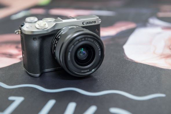 Canon launches EOS 800D, EOS 77D and EOS M6