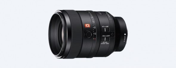 Sony announces new G Master f/2.8 100mm and 85mm f/1.8 lenses