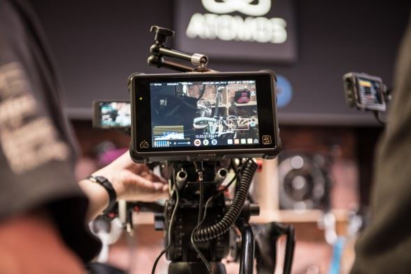 Atomos unleashes 4K Raw and 2K HFR from Sony's PXW-FS5