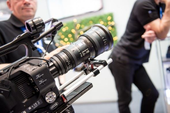Our Favourite Lenses at BVE 2017