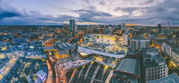 A Photographer's Guide to Birmingham