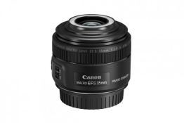 Canon announces EF-S 35mm f/2.8 macro lens with built-in light