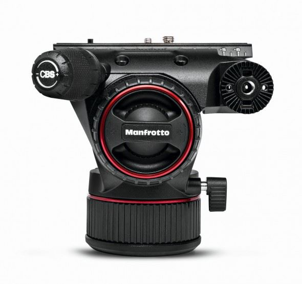Manfrotto's Innovative New Video Head: Introducing the Nitrotech N8