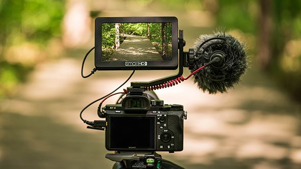 The SmallHD Focus has positioned itself as an attractive monitoring solution for filmmakers who shoot on smaller, DSLR-sized rigs.
