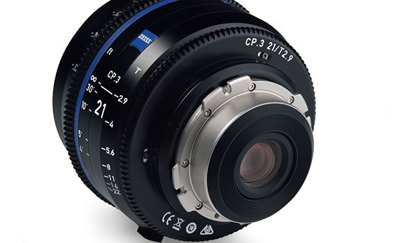 NAB 2017: Zeiss CP.3 and CP.3 XD lenses
