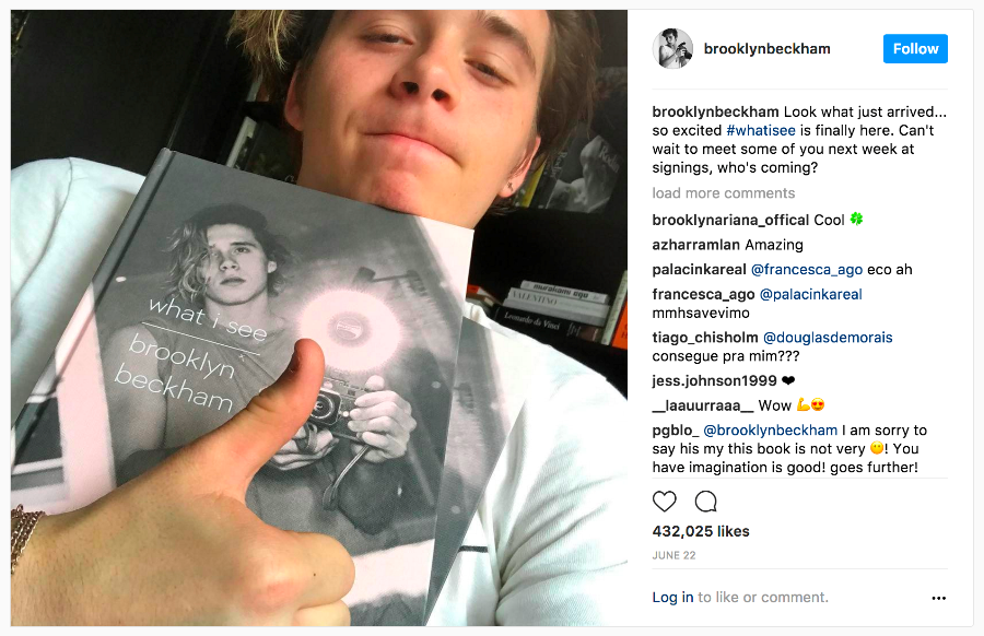 Why Brooklyn Beckham is a Better Photographer Than Most of Us Will Ever Be