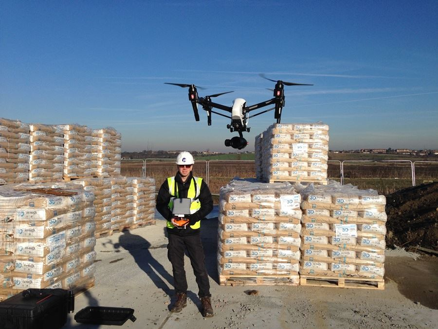 A Glimpse into the Life of a Commercial Drone Pilot