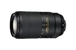 Nikon Launches AF-P 70-300mm ED VR lens