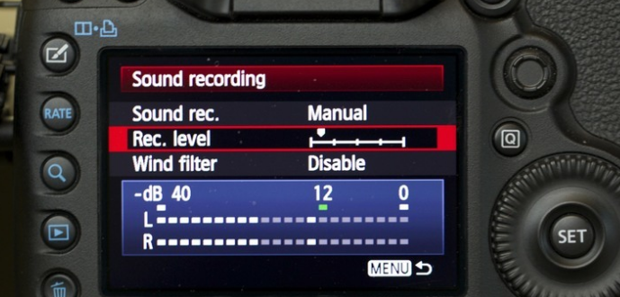 A Beginner's Guide to Getting the Best Audio Out of a DSLR or CSC – Part 2