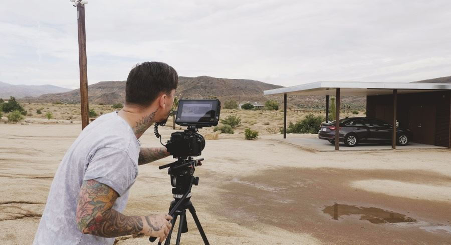Self-Shooting a Short Film with the Lumix GH5 and XLR Adapter | Wex