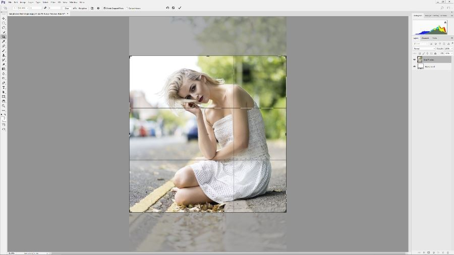 Recreate The Gingham Instagram Filter In Photoshop Wex Photo Video