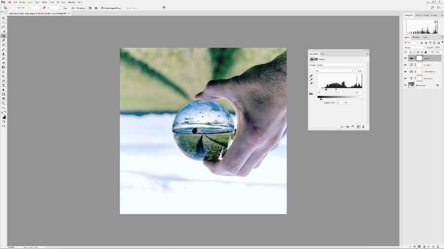 Recreate The Clarendon Instagram Filter In Photoshop Wex Photo Video