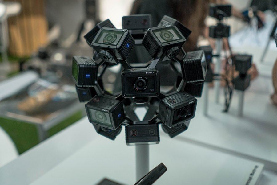 The Latest Pro Video Gear at IBC 2017
