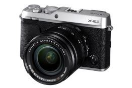 Fujifilm Unveils a New Mid-Level CSC – the X-E3