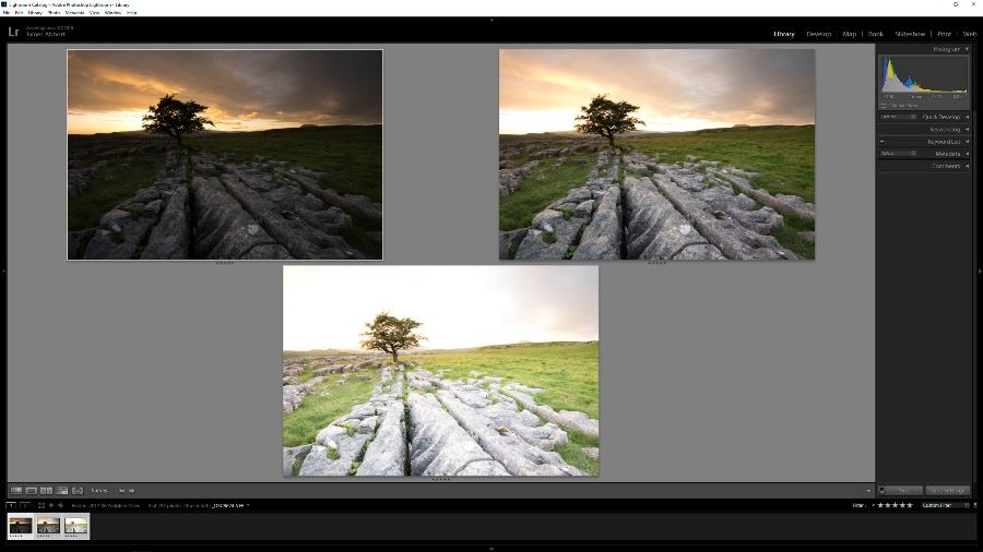 Subtlety is the key to attractive HDR photography, says landscape guru James Abbott